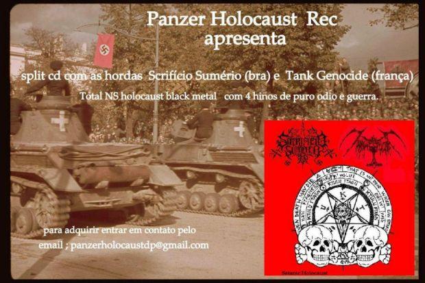 split sacrificio sumerio e tank genocide